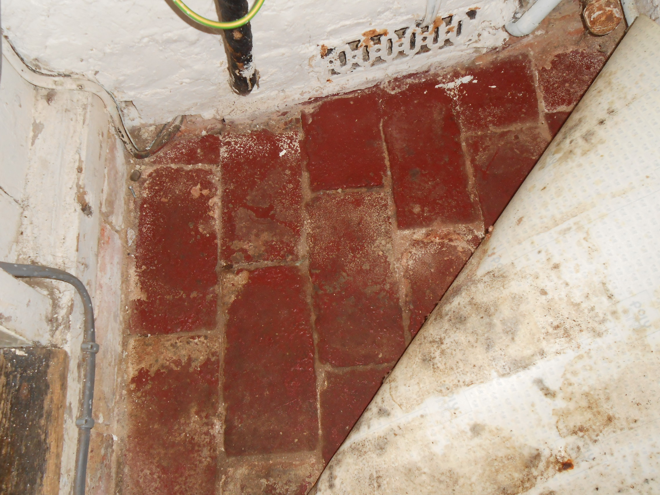Old solid floors