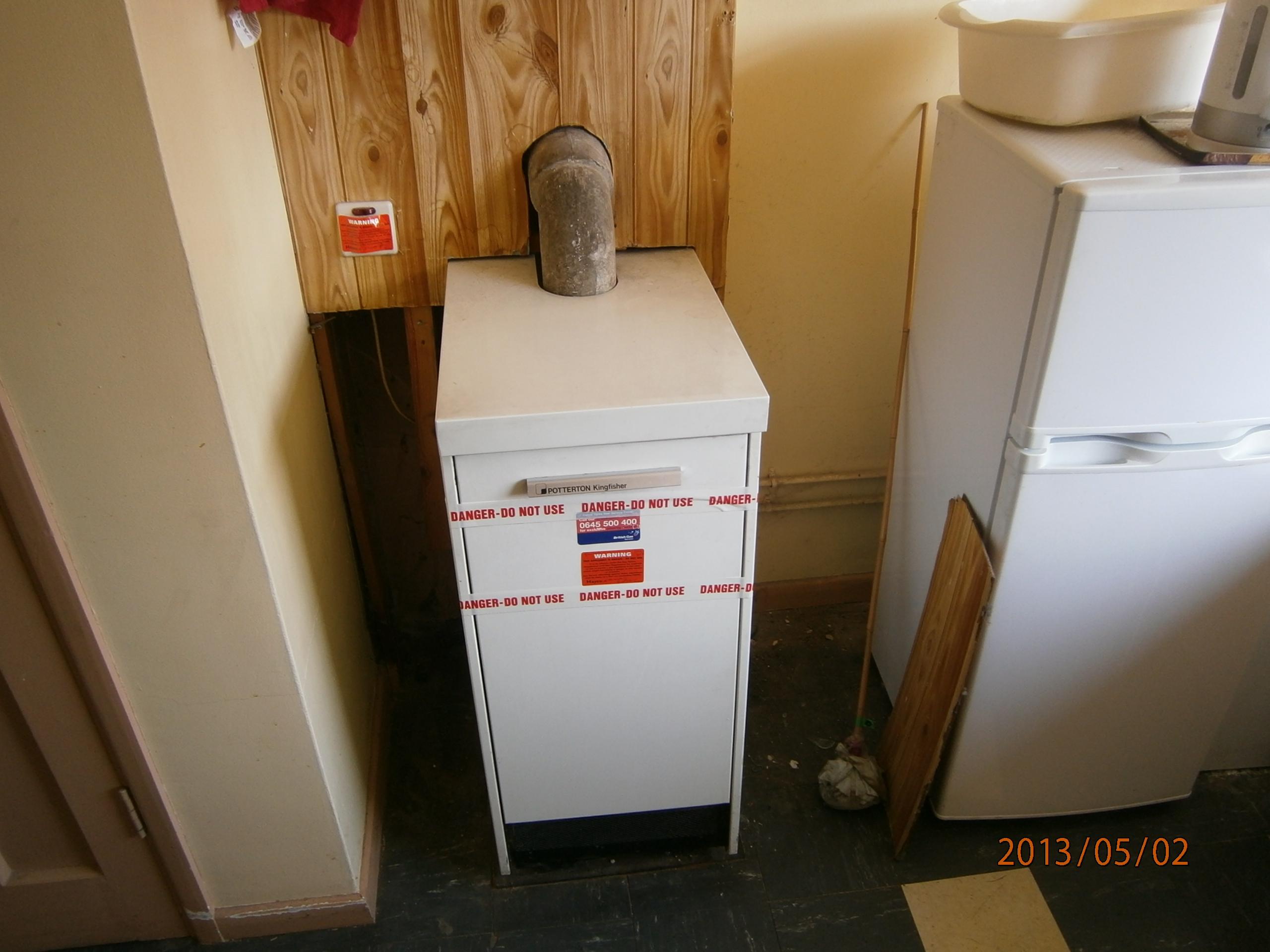 Old Boilers